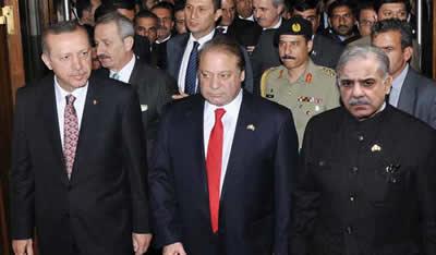 درۆکانی ئەردۆگانی سەرۆک کۆماری زیندانستان لە پاکستان.. رەزا شوان