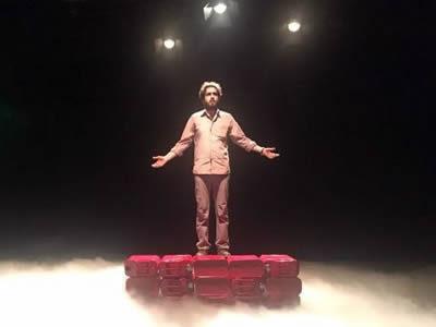 مهرگی پهنابهرێكی ڕۆژههڵاتی كوردستان له شانۆگهریهكدا لهتاران نمایش كرا