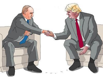 "پوتین، بۆ ترامپ ""پشت لە کورد بکە""! … ئاشتی ئیبراهیم ئەفەندی"
