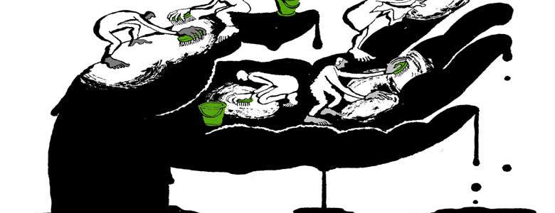 مرۆڤ لەکۆمەڵگادا … کهریم کهرکوکی