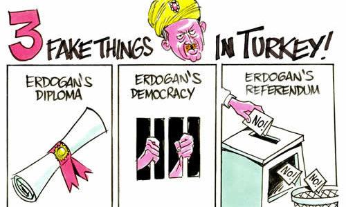 ئـەتکی دیموکراسی، ئـەردۆغان بەنموونە …چالاک ئـاغجەلەری