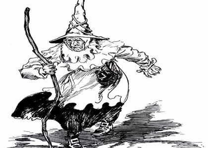 جادوگهری سیاسی … جوتیار