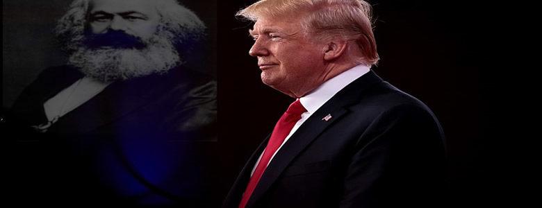 ترامپ و راگەیاندنی جەنگی جیهانی دژ بە سۆسیالزم …عەلی مەحود محەمەد