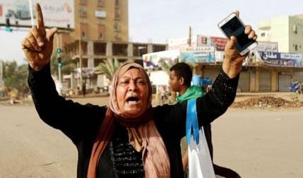روداوەکانی سودان، شۆرشە یا ڕاپەرینی جەماوەری؟!! … ڕێبوار عارف