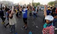 تضامنا مع شبان العراق، ضد الاحزاب الفاسدة