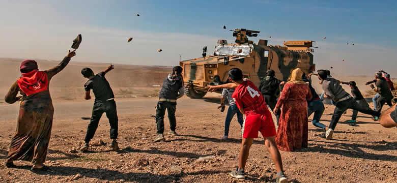 لیبیا و دەستتێوەردانی وڵاتان  … زاهیر باهیر