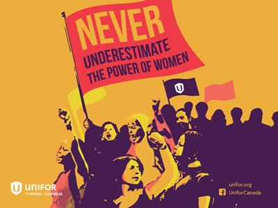 ڕێکخراوەکان و ژنانی یەکسانیخواز لە تاراوگە پشتیوانی کەمپەینی ٨ مارس ، ڕۆژی جیهانی ژنان لە هەرێمی کوردستان دەکە ن