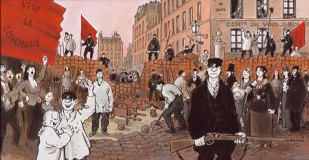 لە یادی (کۆمۆنەی پاریس)دا.. موئەیەد ئەحمەد