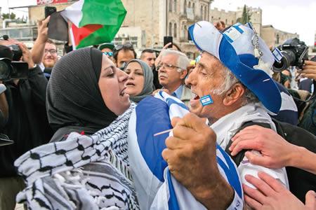 دەربارەی شەڕی ئیسرائیل-فەلەستین.. ئدریس مستەفا